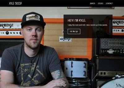 Kyle Troop