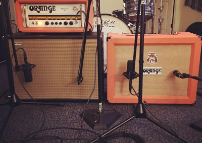 Kyle Troop Guitar Amps