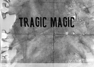 Tragic Magic - Album Art & Promo